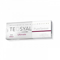 Teosyal PureSense Ultimate 1x3 ml (Теосиаль PureSense Ultimate 1x3 ml)