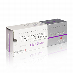 Teosyal PureSense Ultra Deep 2x1.2 ml (Теосиаль PureSense Ultra Deep 2x1.2 ml)