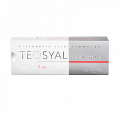 Teosyal PureSense Kiss 2x1 ml (Теосиаль PureSense Kiss 2x1 ml)